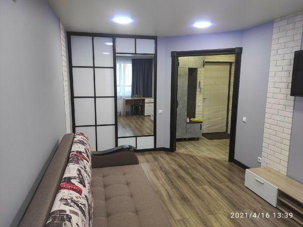 Сдается однокомнатная квартира по улице Габдулина 18