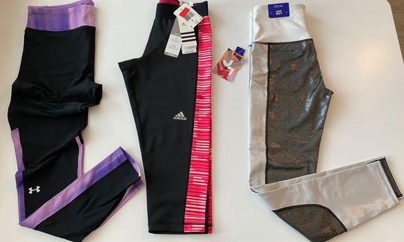 Дамски клинове Adidas , Under Armor