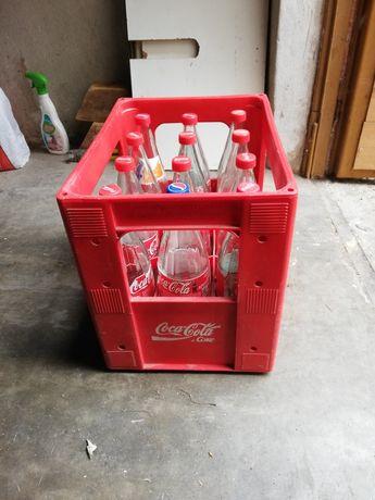 Vând ladă completă de Coca-Cola 1 litru