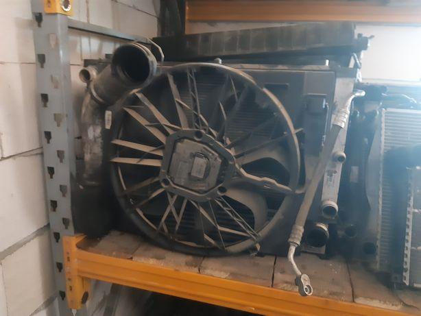 Radiator ventilator bmw e60 520 d.525 d 530 d