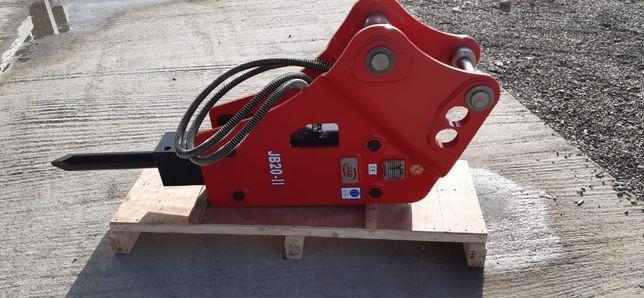 Picon buldoexcavator 340 Kg nou - JAB JB20BH