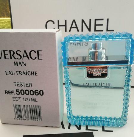 Оригинальный Аромат Versace Man Eau Fraiche 100ml по доступной цене