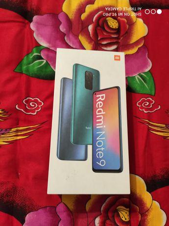Redmi Note 9 128G Ram 4 4G LTE 5020 mah Battery доставка есть
