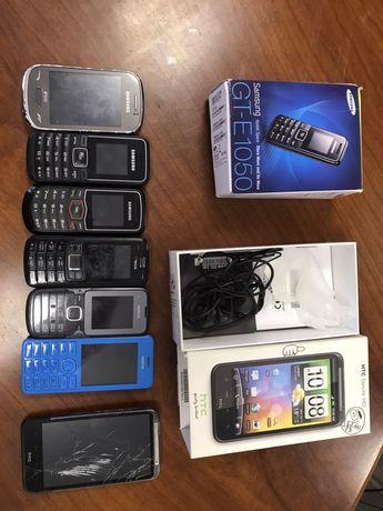 Продавам телефони -комплект