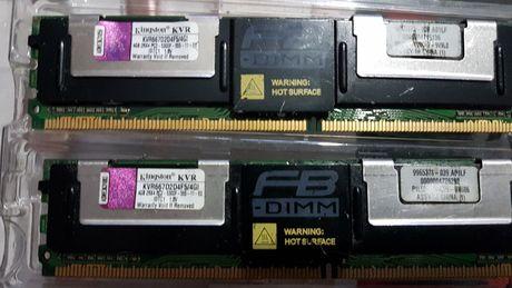 Memorie KIT 2x4 GB Kingston Server DDR 2