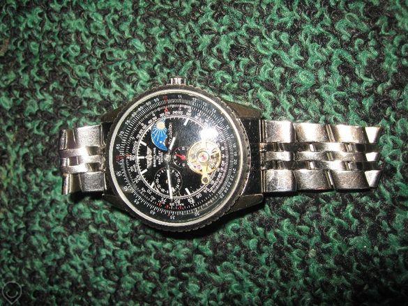 часовник автоматичен Breitling For Bentley брайтлинг бентли