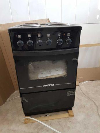 Продам новую в упаковке электро  плиту Мечта 4-х камфорная