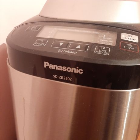 Продам хлебопеч Panasonic SD-ZB2502