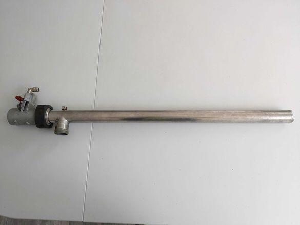 Помпа за Течности с нисък вискузитет Flux F430 S-41/38