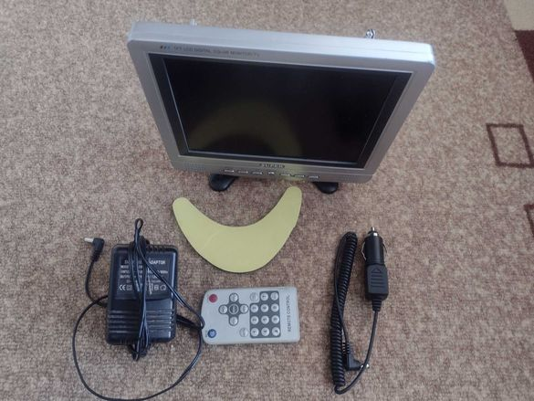монитор за кола и на 220v
