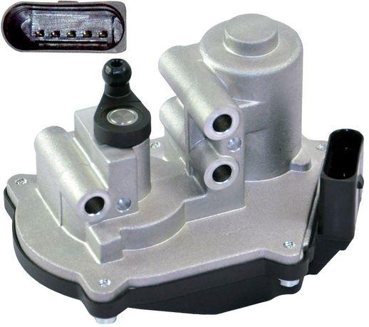 Actuator reglaj clapeta comutare (galerie admisie) Audi VW Passat Eos