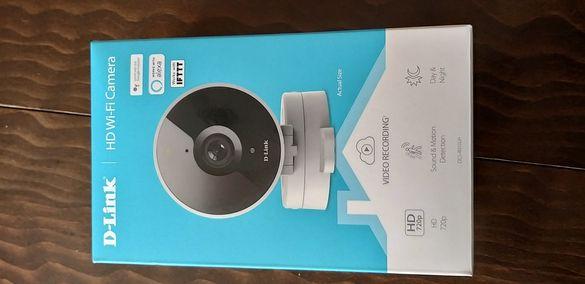 Черен петък! Камера статична HD Wi -Fi и sd 16 mb
