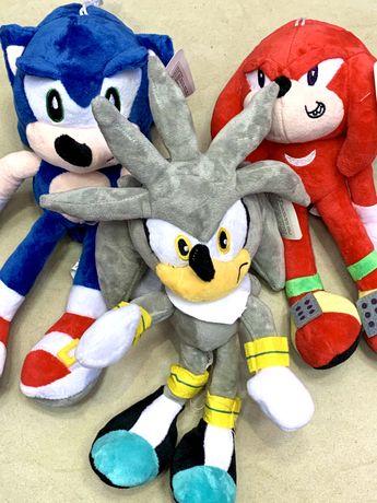 Плюшена играчка Соник/Соник/Sonic/фигури Соник/ играчка Соник