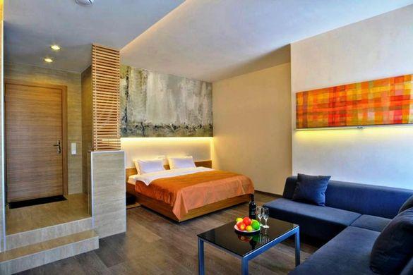 Едностаен апартамент в Мараша