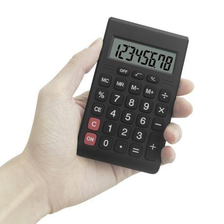 Calculator de buzunar, Helect, compact standard, portabil H1007 scoala