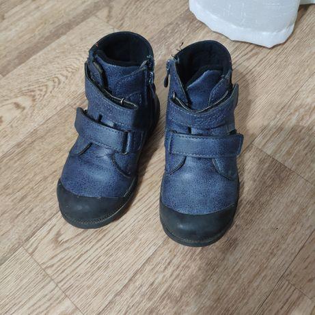 Продам детские ботинки демисезонные для мальчика