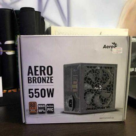Блок питание Aero Cool Aero Bronze 550W