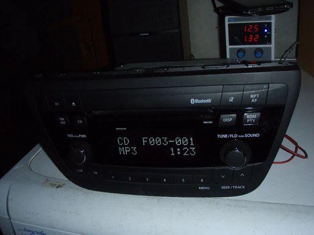 Radio CD MP3 USB Bluetooth Suzuki SX4, 39101-61M11