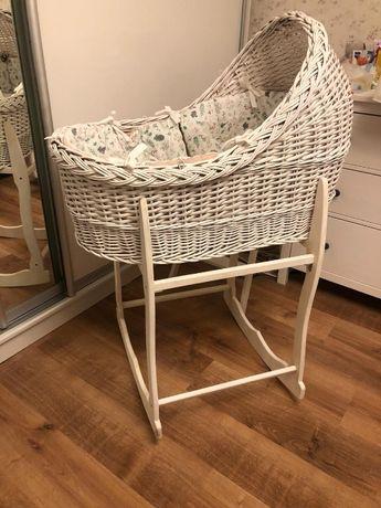 Люлька Колыбелька кроватка для новорожденного