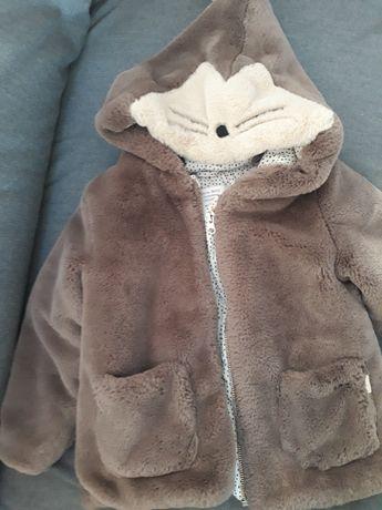 ZARA 3/4 104 см меко палтенце за сезона
