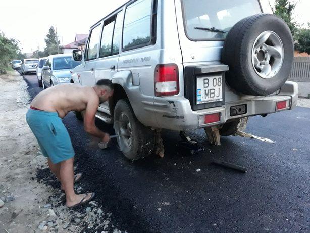Dezmembrez hyundai galloper 2.5 diesel