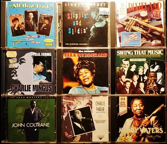 CDs – Jazz Collection 2