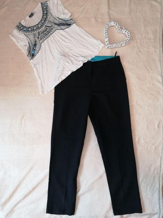 Pantaloni dama 38/40 + cadou bluză Botosani - imagine 1
