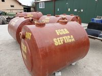 Fose septice eco 2000-4000 litri ptr 4-8pers noua