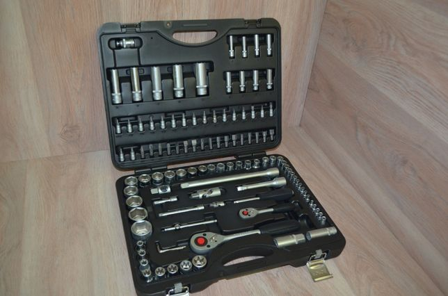 Набор инструментов Force 108 предмета (Форс)