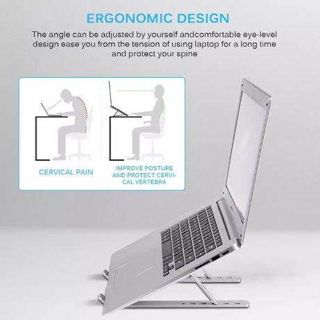 Подставка легкая для ноутбука. Стол подставка для ноутбука.