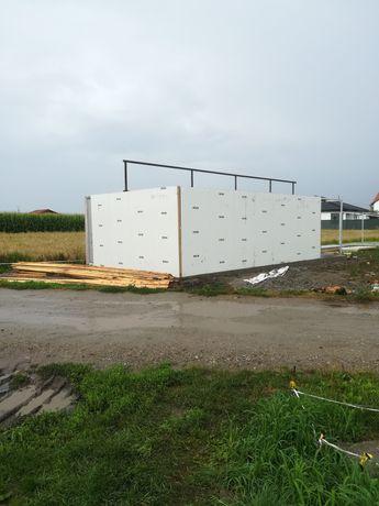 Vând containere modulare tip căsuță