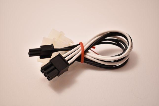 Adaptor placa video, Molex la 8 pini PCI-e