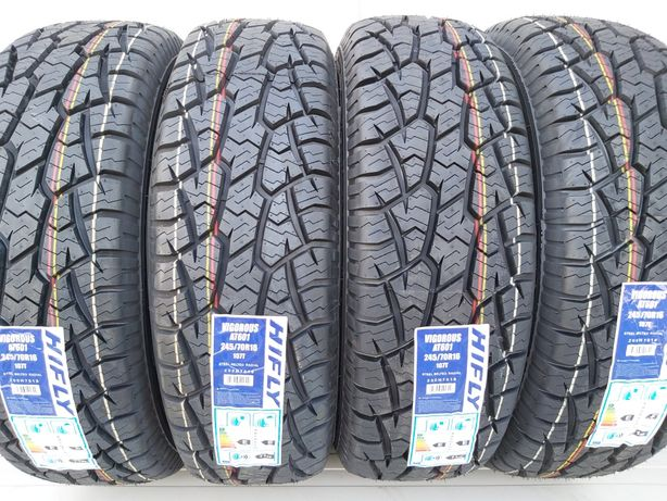 Anvelope All Terrain M+S, 245/70 R16, 107T, HIFLY