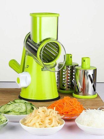 АКЦИЯ!!! Овощерезка (мультислайсер, терка) для овощей и фруктов