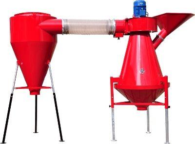 Машина за почистване на зърно (сепаратор)