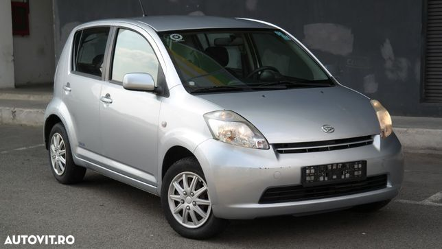 Daihatsu Sirion 4x4 4wd RAR EFECTUAT an 2008, 1.3 (Benzina)