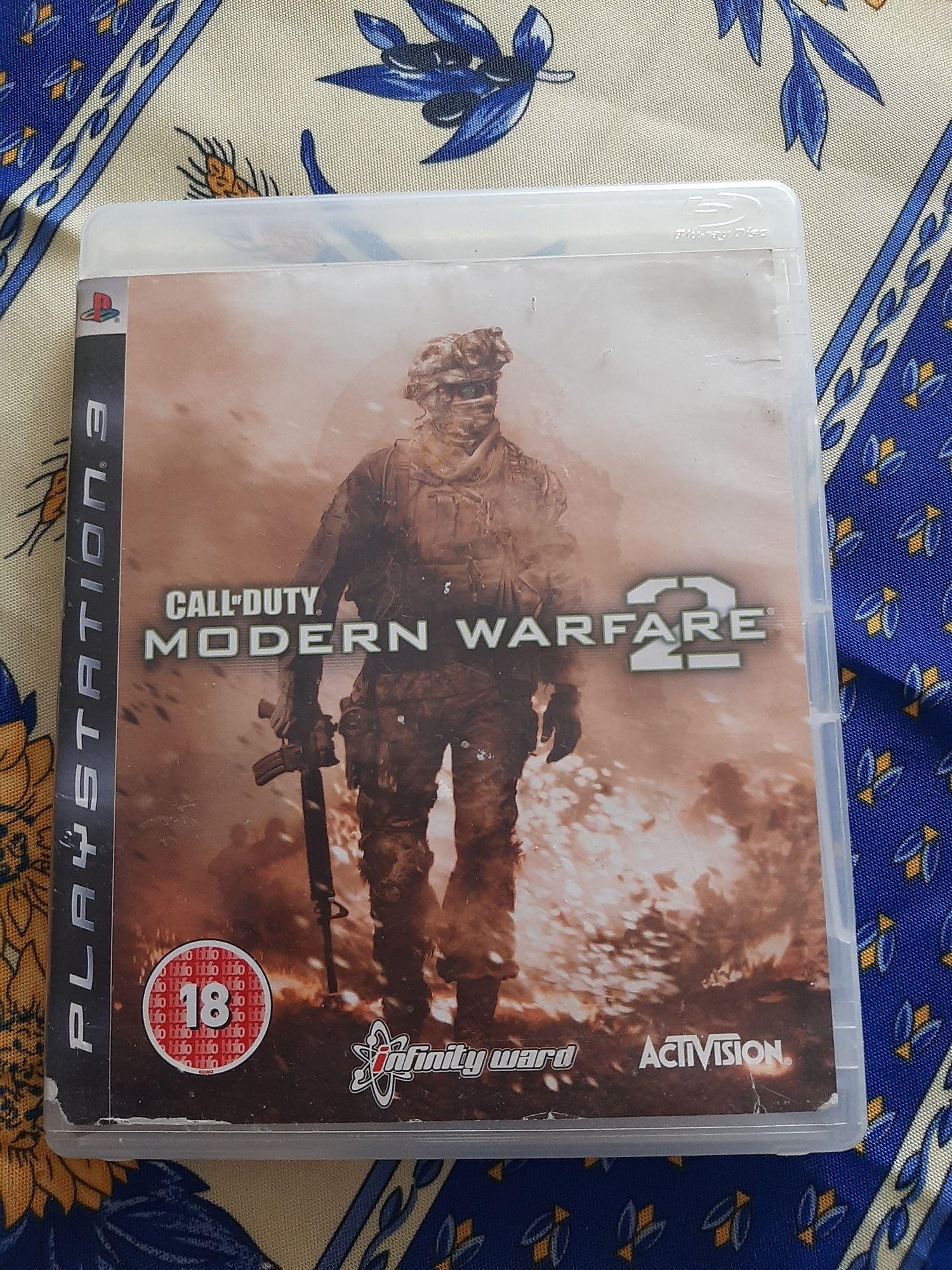 Vand sau schimb Joc Call of Duty Modern Warfare 2 PS3