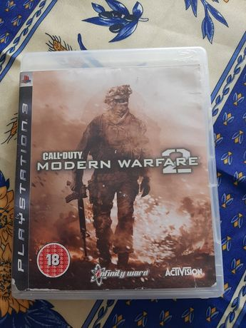 Vand sau schimb Joc Call of Duty Modern Warfare 2 PS3
