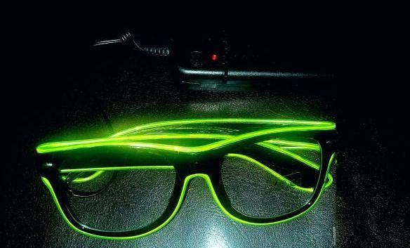 LED Светещи очила за парти