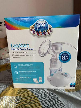 Pompă de sân electrică Canpol Babies nouă