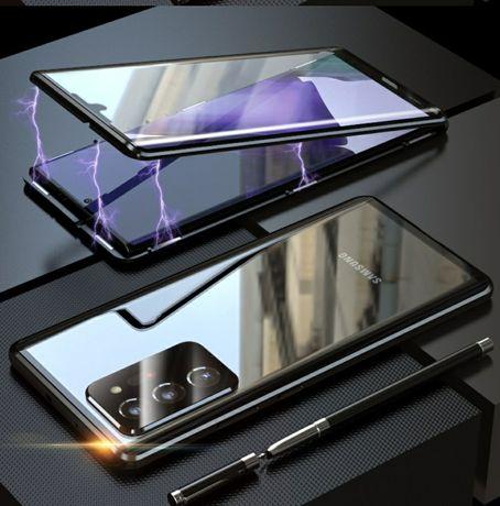 Двоен Магнитен Кейс за Samsung Galaxy Note 20 / 20 Ultra 360 Градуса