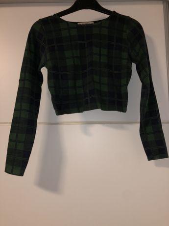 Bluza Pull&Bear crop top