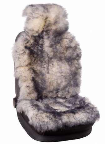 Меховые чехлы  натуральная овчина
