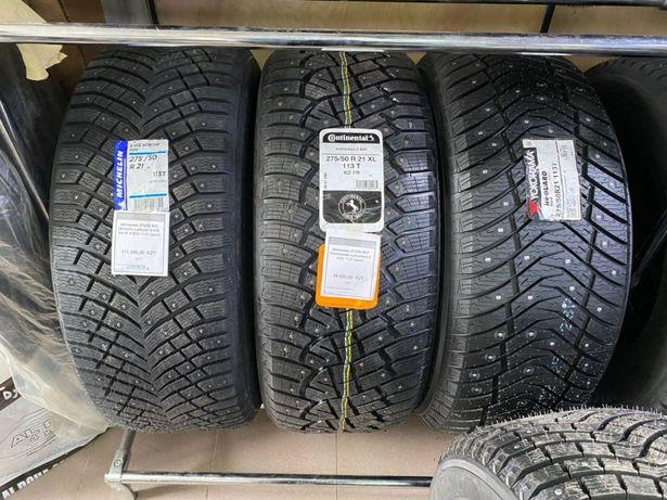 275 50 R21 зимние шины на Lexus 570 Yokohama Michelin Nokian Pirelli