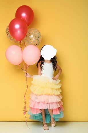 Радужное Платье мечты в стиле единорога