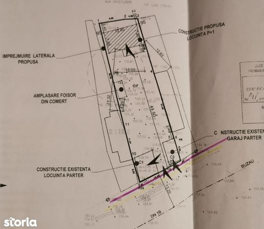 Raffi Imob propune spre vanzare casa + teren in Bucov, cu acces la DN1