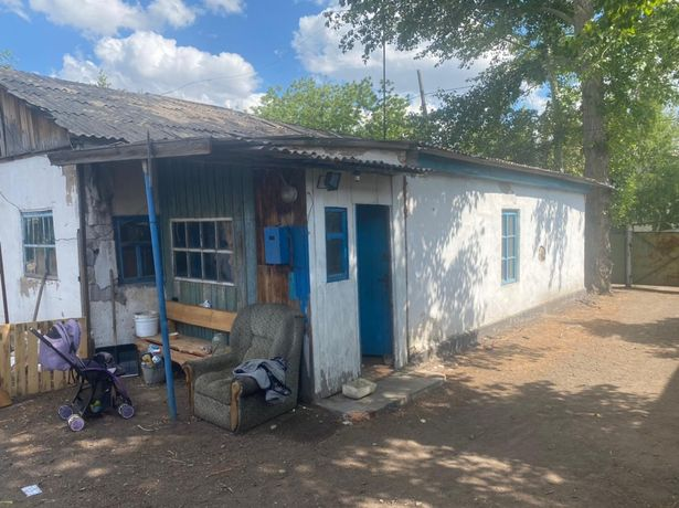 Продаётся дом в центре посёлка Нура. Улица: Сейфулина 57.