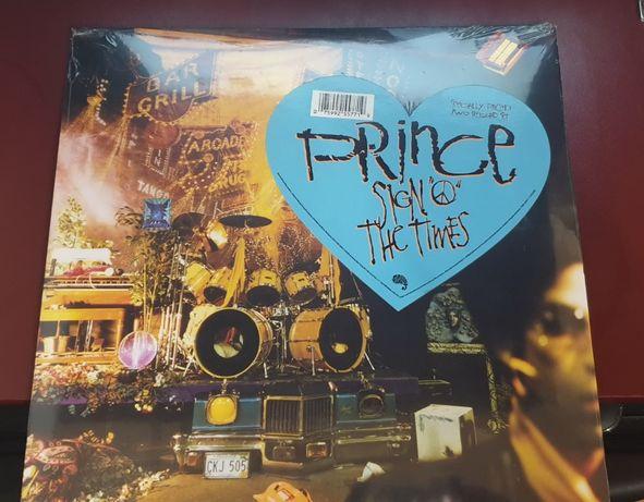 Vinyl Prince Sign O' The Times 2 LP - NOU - SIGILAT