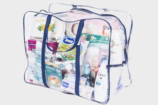 Сумка в роддом, готовая сумка в роддом, перзентхана сөмкесі, сумка