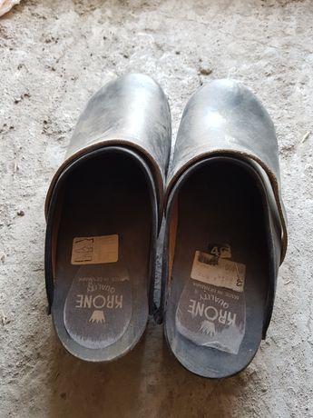 Papuci cu talpa tare
